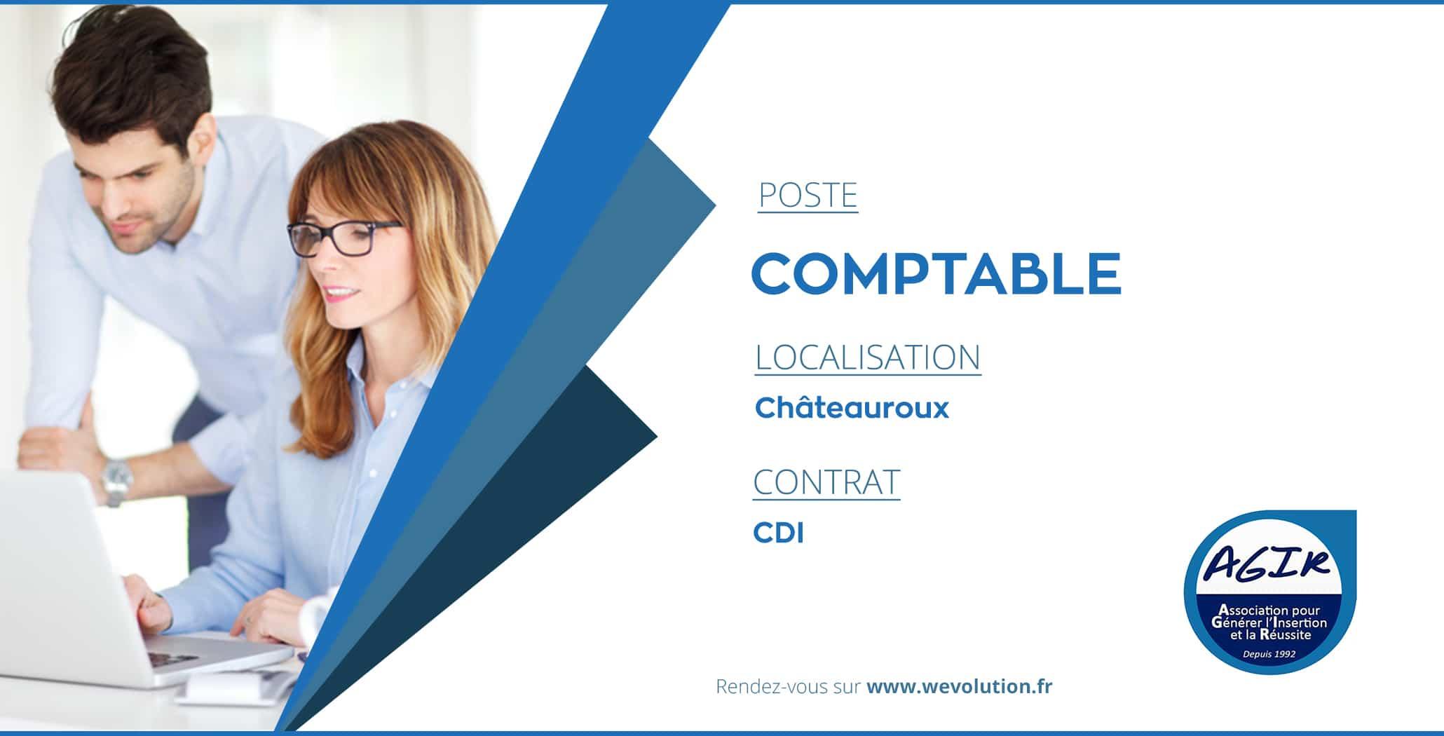 COMPTABLE – AGIR