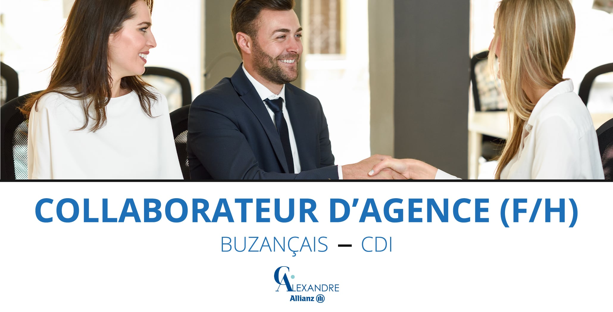 COLLABORATEUR D'AGENCE BUZANCAIS – ALLIANZ CHRISTINE ALEXANDRE